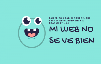 Failed to load resource: the server responded with a status of 404
